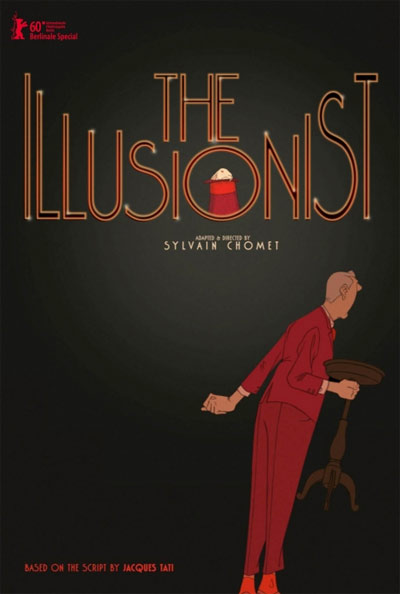 """The Illusionist"" плакат"