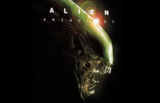 """Alien Antology"" Blu-ray боксет"
