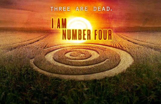 """I Am Number Four"""