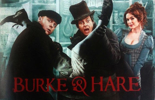 """""""Burke and Hare"""""""