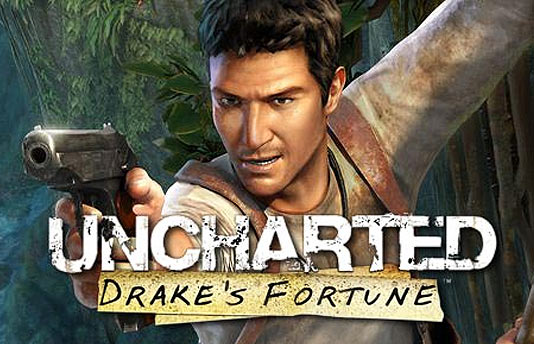 """Uncharted: Drake's Fortune"""