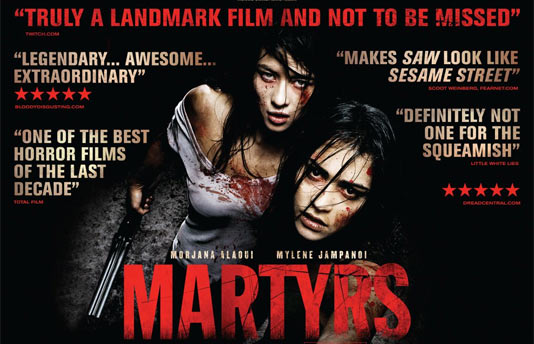 """""""Martyrs"""""""