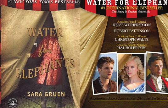 """Water For Elephants"""
