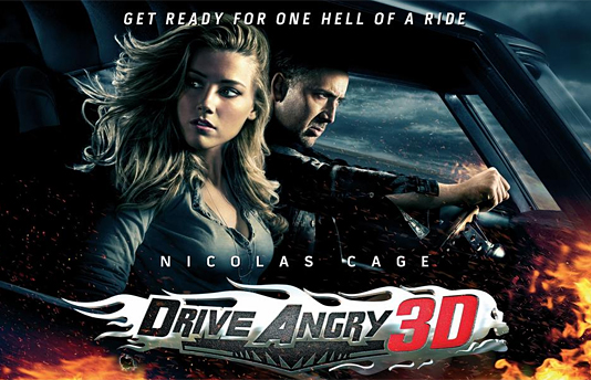"""Drive Angry 3D"""