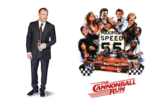 Гай Ричи - The Cannonball Run