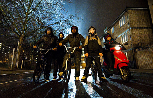 """Attack the Block"""