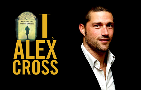 "Матю Фокс - ""I, Alex Cross"""