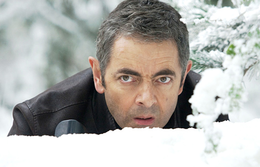 """Johnny English Reborn"""