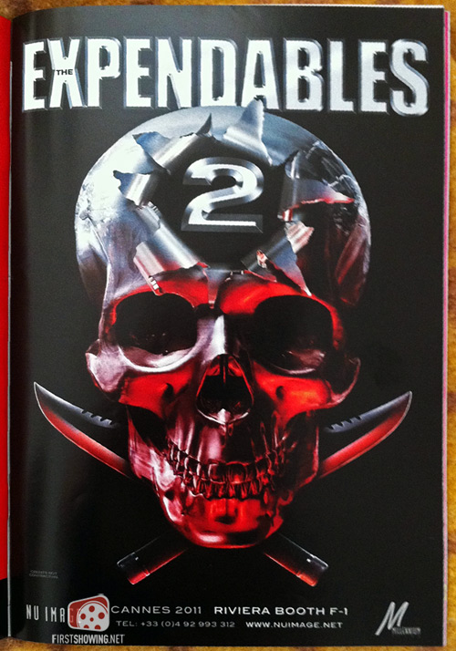 """""""The Expendables 2"""""""