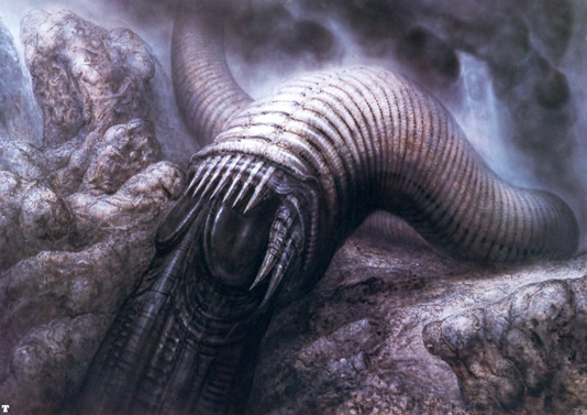 H.R Giger - Jodorowsky's Dune