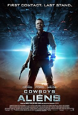 """Cowboys and Aliens"" (""Каубои и извънземни"")"
