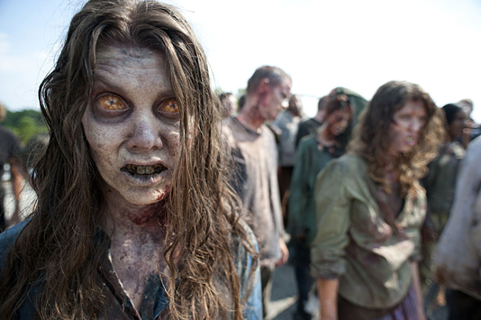 The Walking Dead, сезон 2