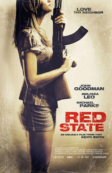 """Red State"" - постер"