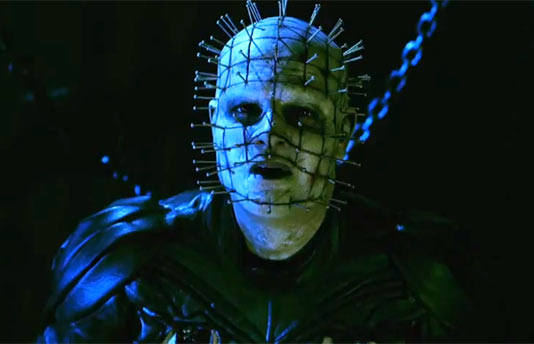 """Hellraiser: Revelations"""