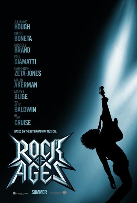 Rock of Ages - плакат