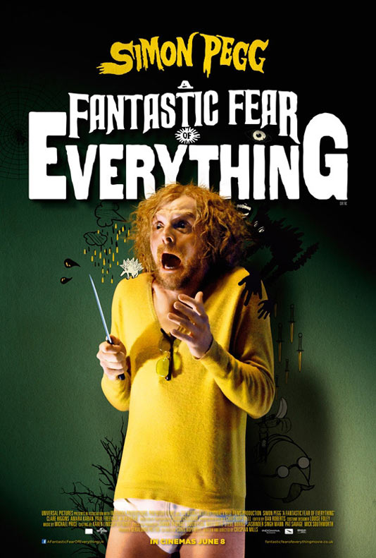 Fantastic Fear of Everything - плакат