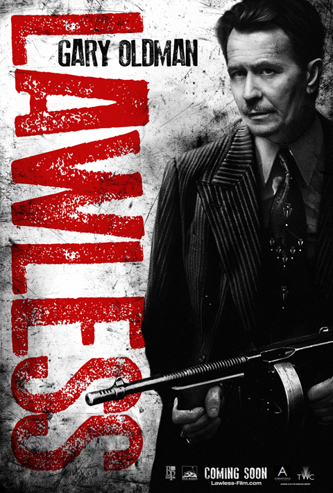 """Lawless"" - Гари Олдман"