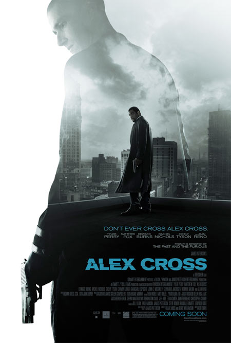 Alex Cross - плакат