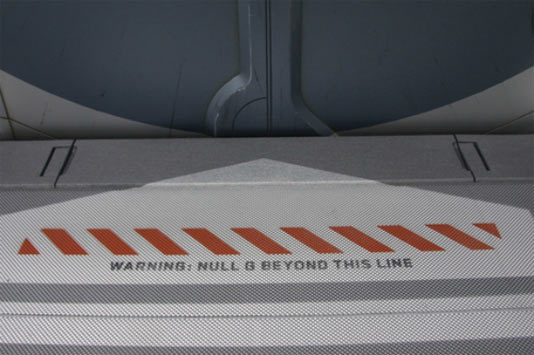 Warning: Null G beyond this line