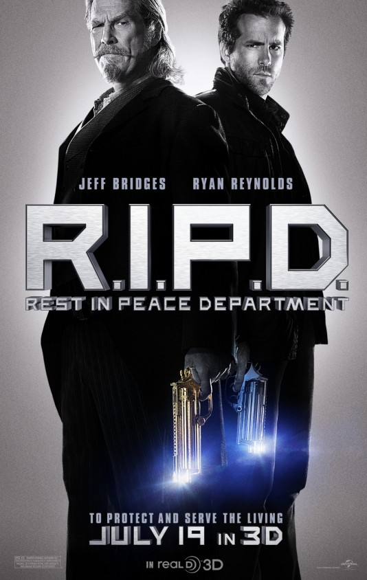 """R.I.P.D. – Rest in Peace Department"""
