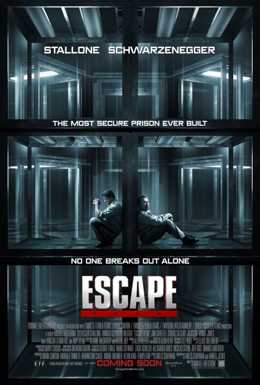Escape Plan - плакат