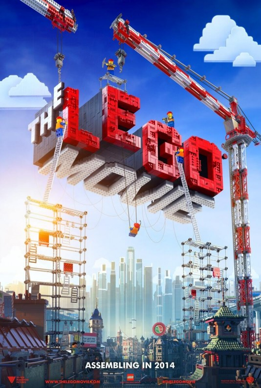 The Lego Movie - плакат