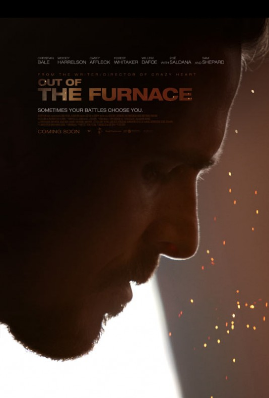 Out of the Furnace - плакат