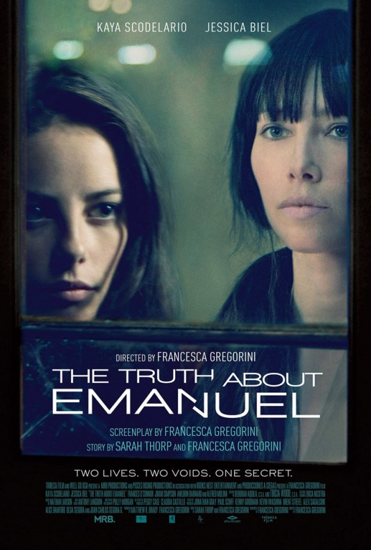 The Truth About Emanuel - плакат