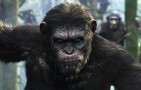 "4 постера от ""Dawn of the Planet of the Apes"""