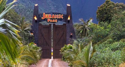 Welcome to Jurassic Park!
