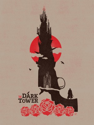 teh dark tower poster