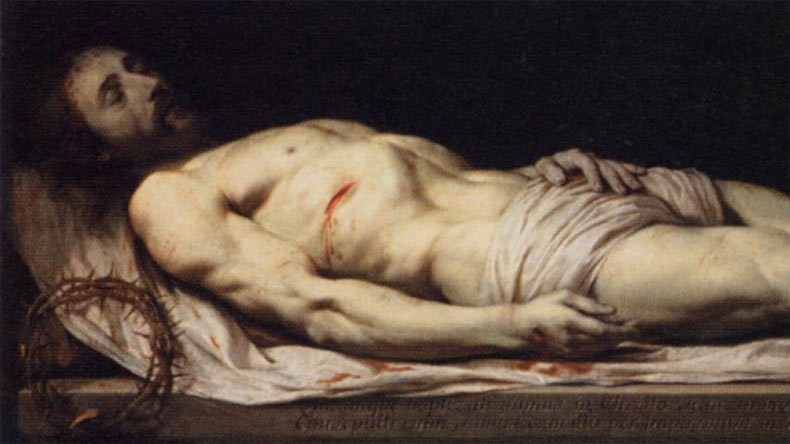 Philippe de Champaigne - The Dead Christ