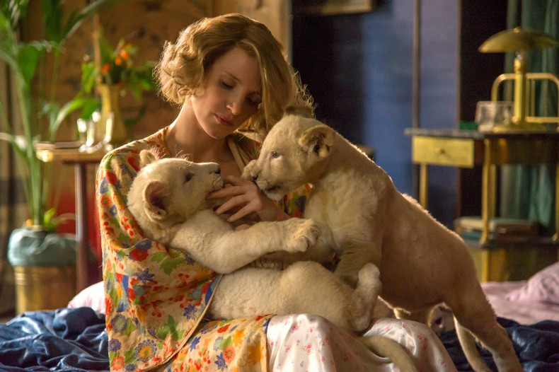 jessica-chastain-lion-cubs-the-zookeepers-wife