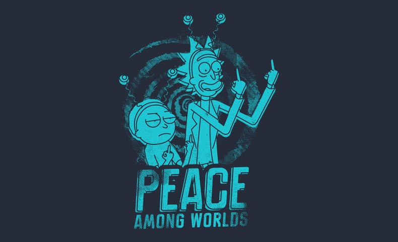 "трети сезон на ""Rick and Morty"""