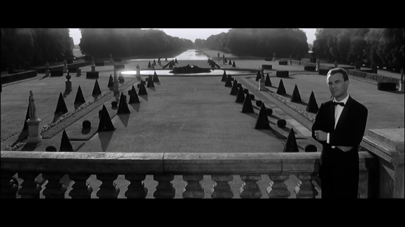 "Кадър от ""Last Year in Marienbad"""