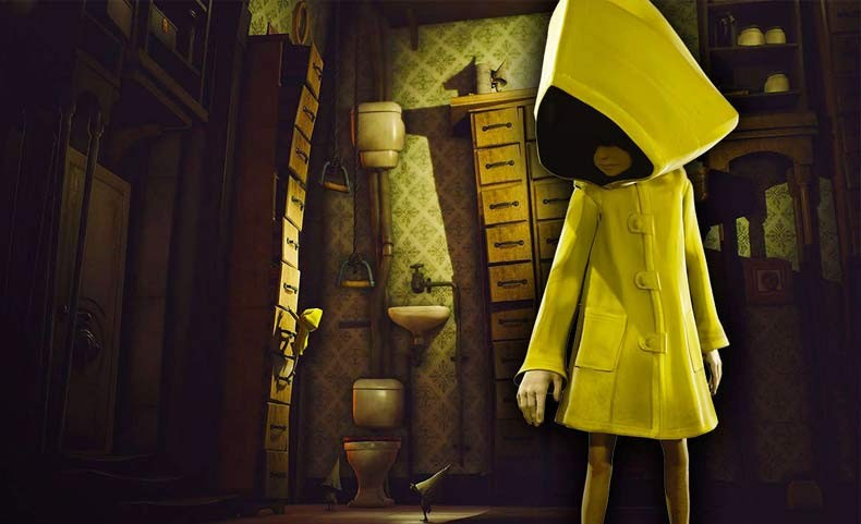 the little nightmares- сериал