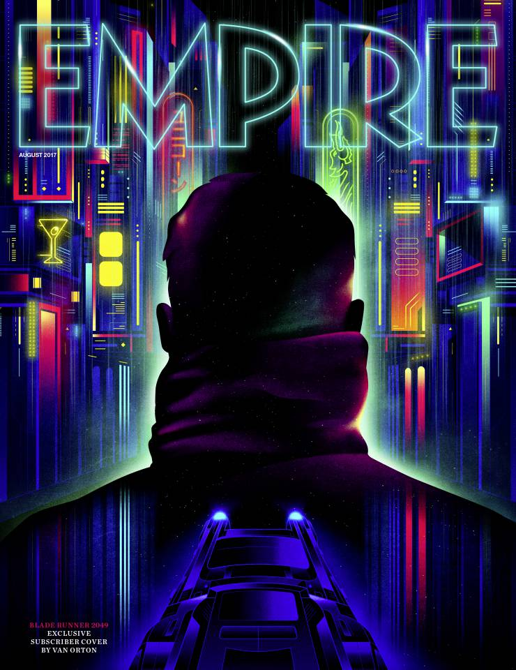 empire blade runner subscribers cover
