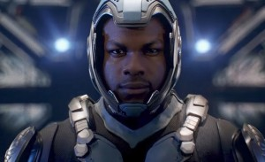 """Pacific Rim: Uprising"" - Джон Бойега"