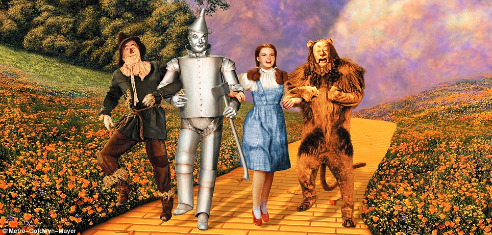 The Wizard of Oz (MGM Studios, 1939)