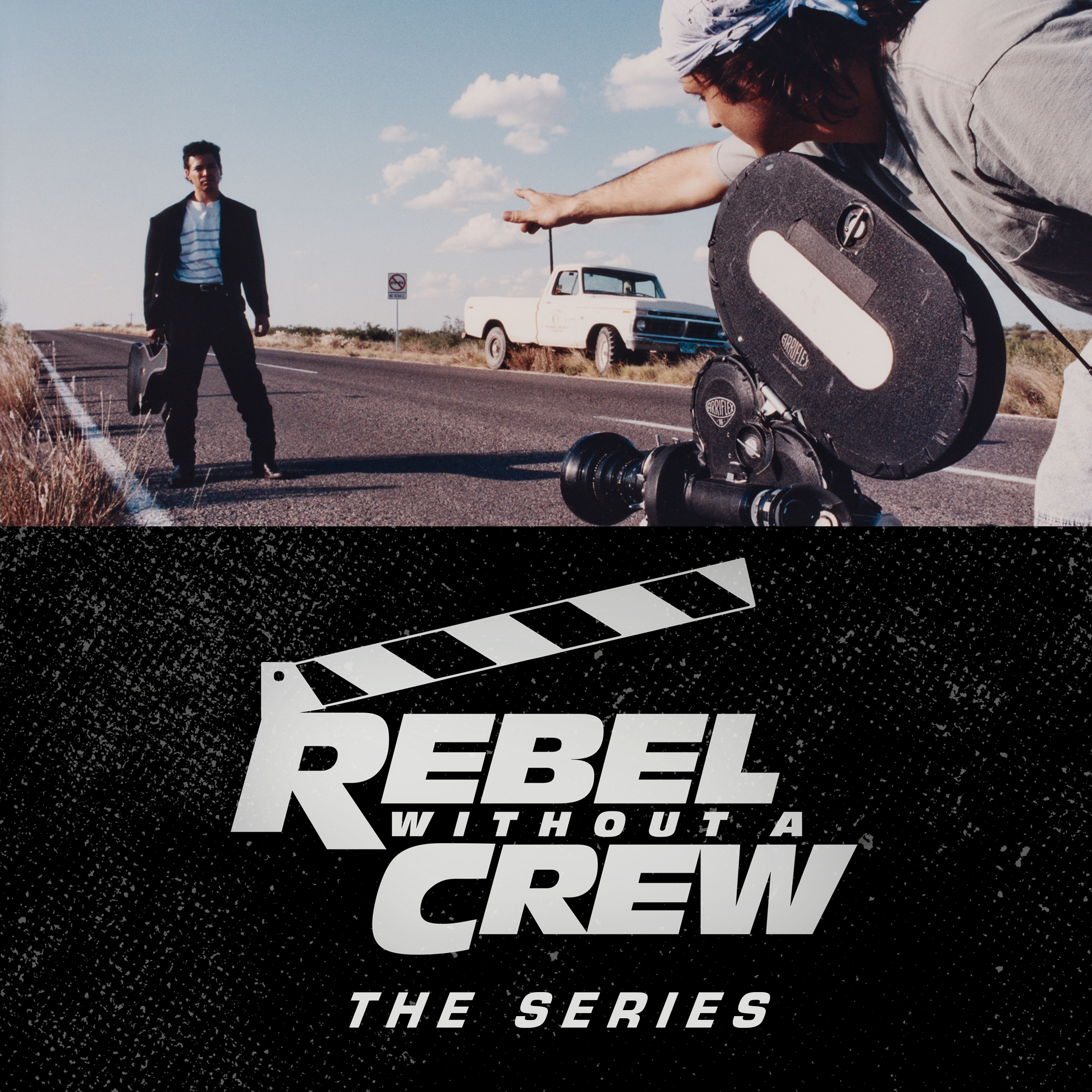 Rebel Without a Crew official