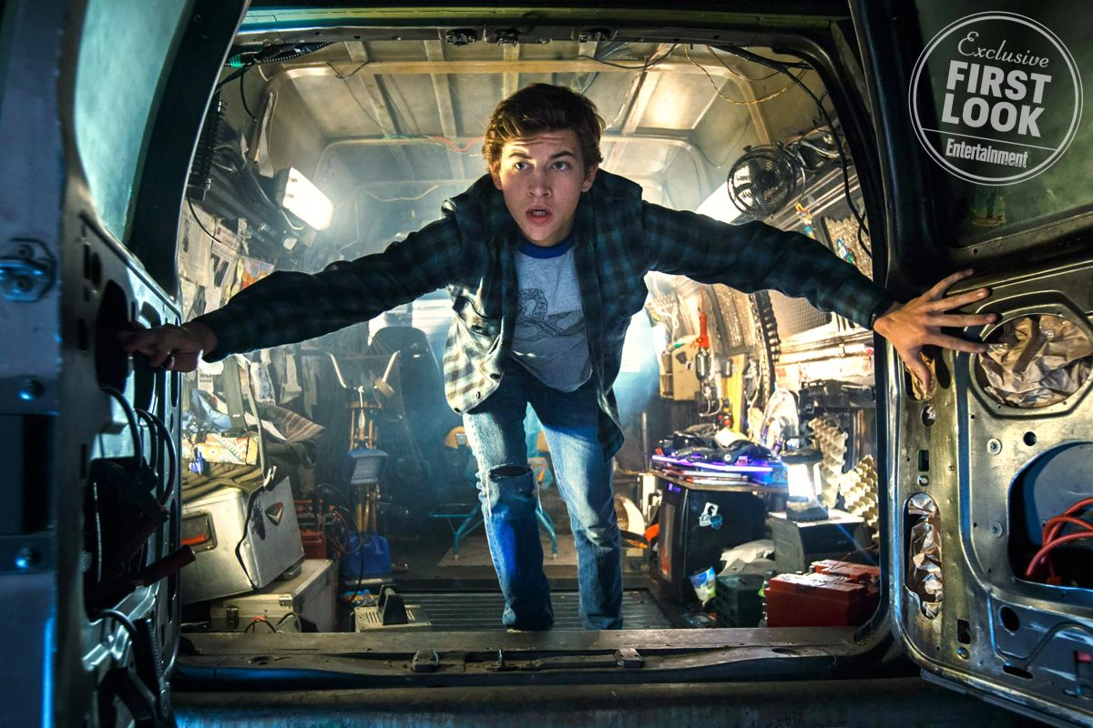 Ready Player One TYE SHERIDAN as Wade Watts