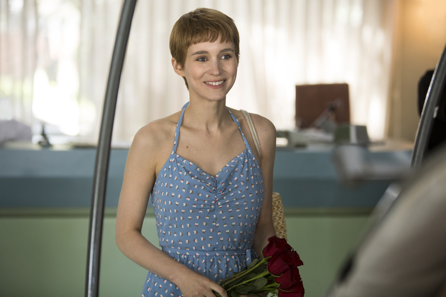 Rooney Mara stars as Annu in DON'T WORRY, HE WON'T GET FAR ON FOOT.