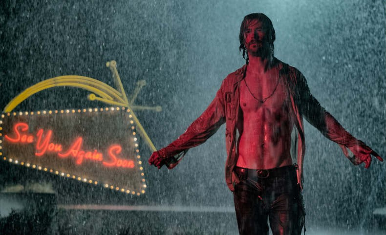 крис хемсуърт в bad times at the el royale