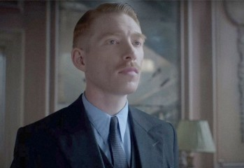 the little stranger с донал глийсън