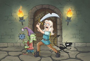 disenchantment-warriors a