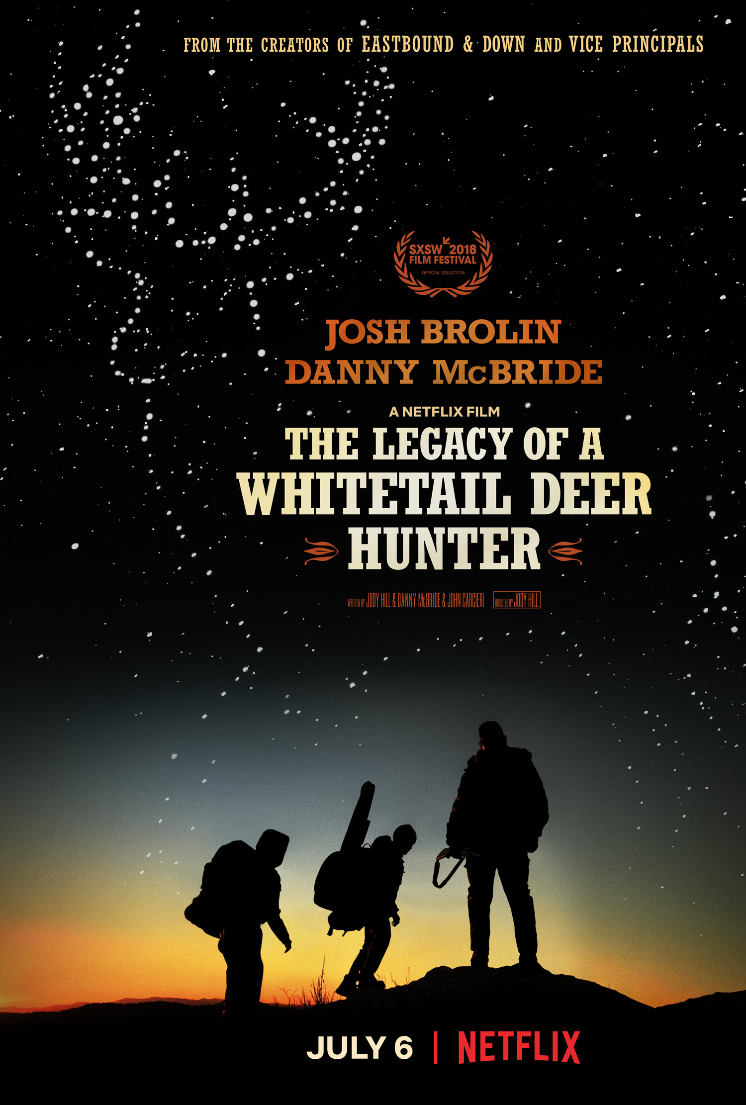 the-legacy-of-a-whitetail-deer-hunter-poster