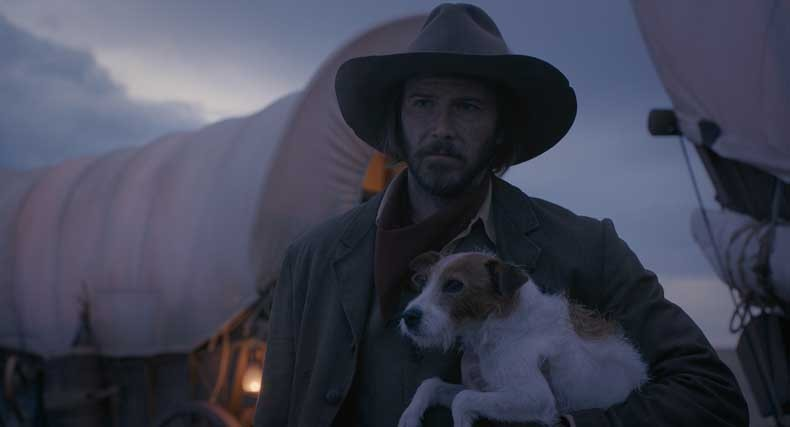 Bill Heck is Billy Knapp in The Ballad of Buster Scruggs, a film by Joel and Ethan Coen.