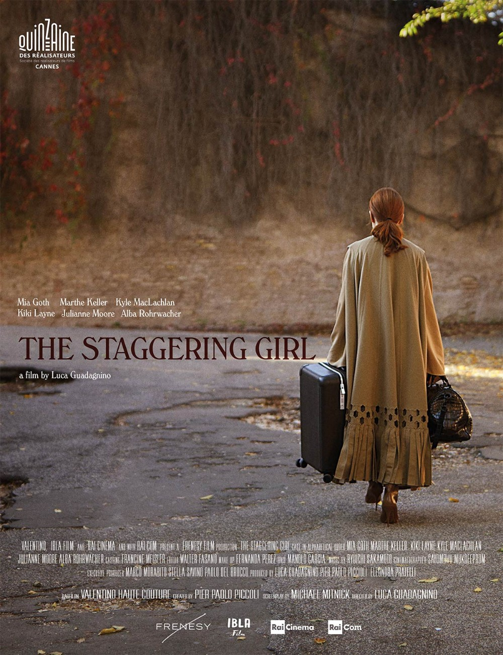 The-Staggering-Girl-Poster