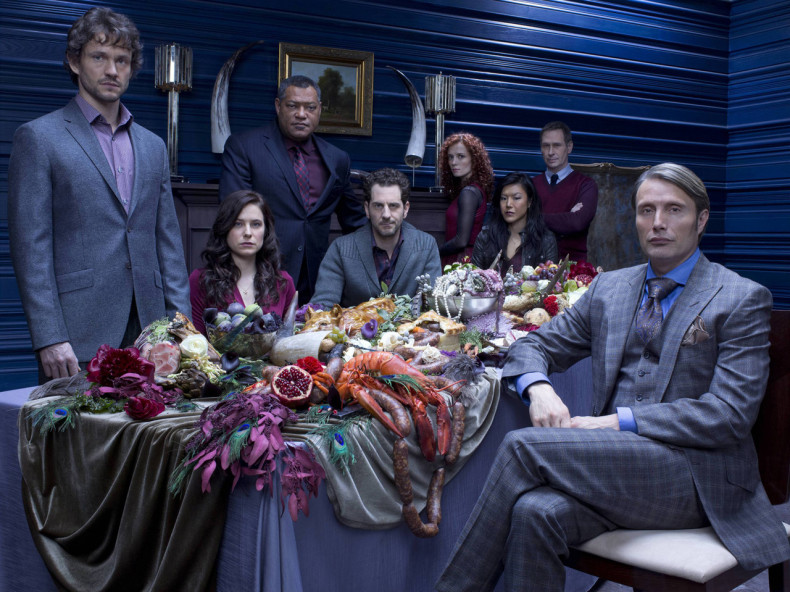 HANNIBAL: SEASON ONE (Photo: Robert Trachtenberg/Sony Pictures Television/NBC)