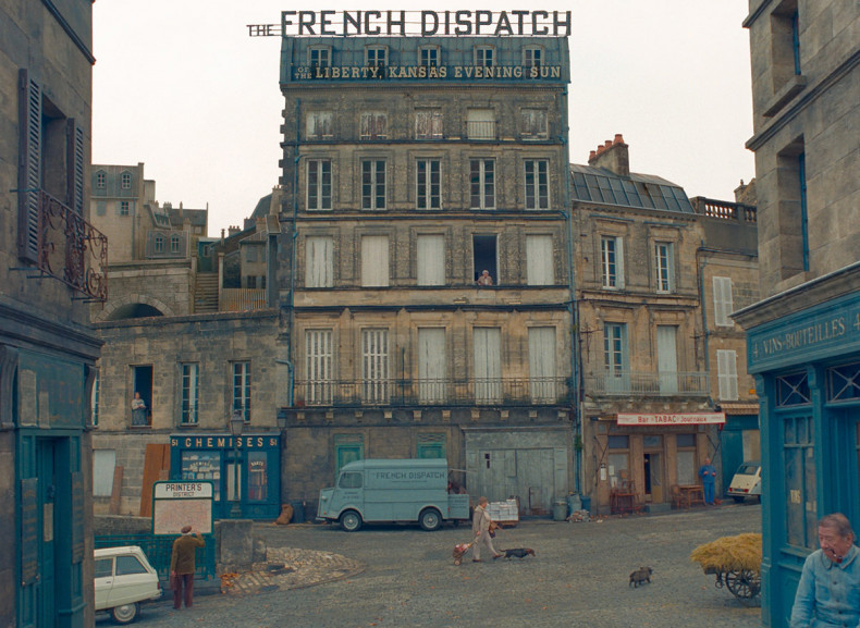 French-Dispatch-First-Look